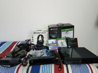 Boxed Xbox One Day 1 Edition In Perfect Conition Fully Working & factory restored & Alot Of Extra's