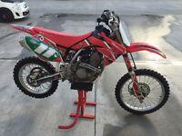 Honda CRF 150cc Motocross Bike