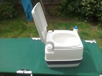 Thetford portable flush toilet