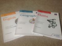 How to pass national 5 study books