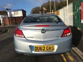 2012 (62 reg) Vauxhall Insignia 2.0 CDTi 16v SRi 5dr Hatchback Turbo Diesel 6 Speed Manual