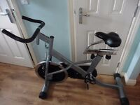 COMMERCIAL REVOLUTION EXERCISE CYCLE VERY GOOD CONDITION VERY EXPENSIVE NEW BARGAIN £60