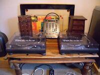 Technics 1210 Turntables (pair)