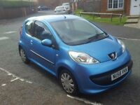 2007 peugeot 107 1.0 urban service history excellent condition £20 a year tax