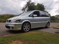 Vauxhall zafira gsi 2.0t vxr turbo