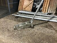 Trolley Jack quick up and down