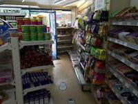 Off-LICENSE AND GROCERY SHOP And Mobile fone business for sale,,,& upstair flat