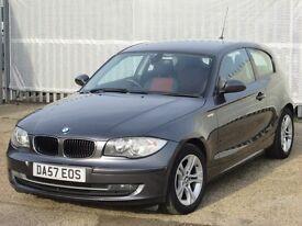 2007 (57 reg), BMW 1 Series 2.0 118d SE 3dr