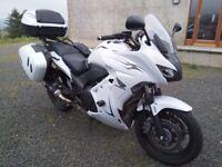 Honda CBF1000F GT ABS
