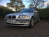Bmw 330d sake/swap
