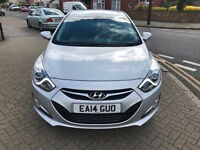 2014 (14) HYUNDAI i40 1.7 CRDi STYLE AUTOMATIC 5 DR EXCELLENT CONDITION IN AND OUT
