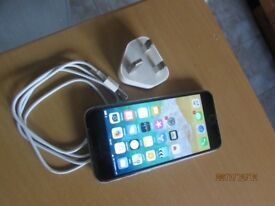 Iphone 6-16GB space grey Vodafone, lebara,talk talk Smartphone Very Good Condition