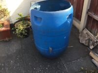 2 water butts