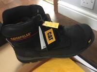 Caterpiller safety boots