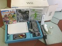 Nintendo wii Games console package- Full working- NO OFFERS