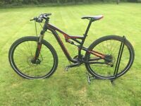 SPECIALIZED CAMBER FSR 29er - Medium - EXCELLENT CONDITION
