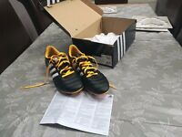 Mens Adidas Gloro 16.2 FG 10.5 football boots **only worn once for 5 minutes**