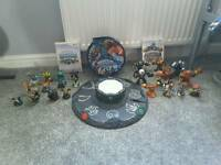Wii Skylander and Skylander Giant Bundle