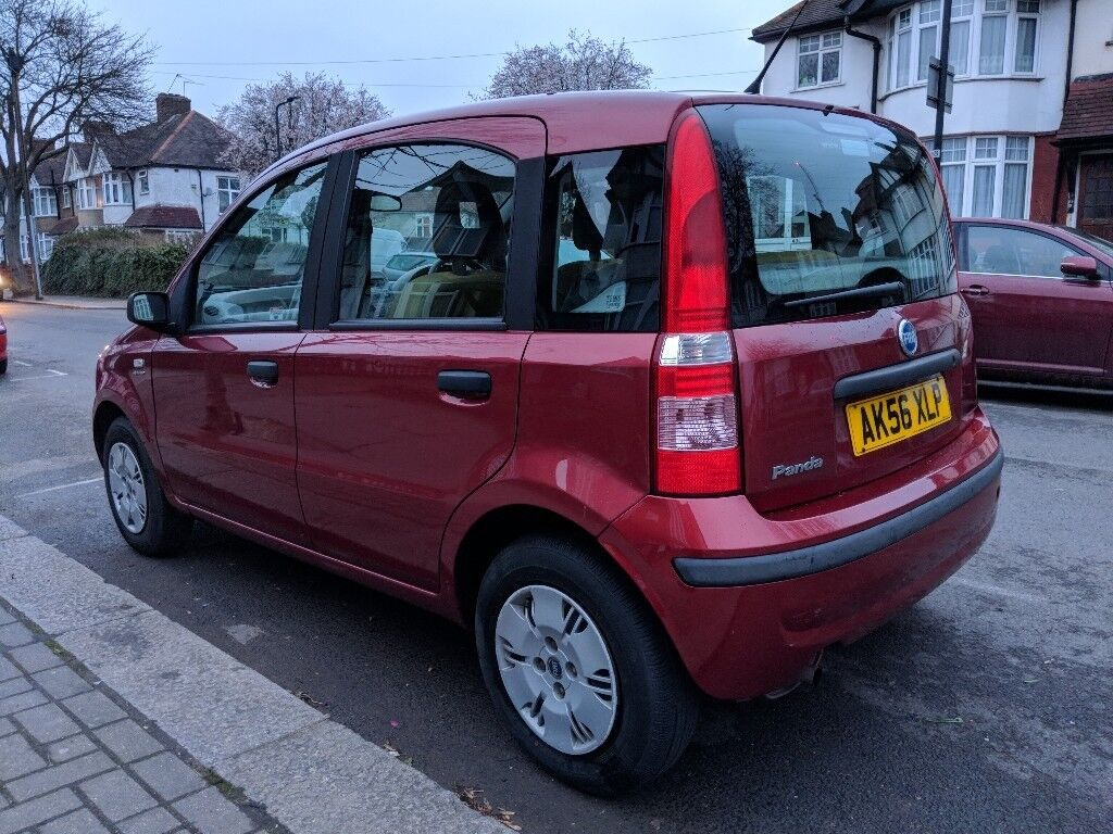 red fiat panda 2006 for sale in wembley london gumtree. Black Bedroom Furniture Sets. Home Design Ideas