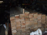new sawn fence boards 1.8m