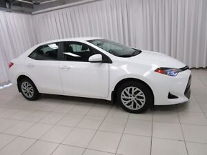 2017 Toyota Corolla AN EXCLUSIVE OFFER FOR YOU!!! LE SEDAN w/ BA