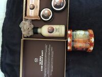 The Bodyshop Gift Sets £15 For Both