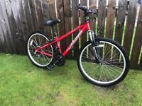 "Apollo XC.24 ""21speed 24""mountain bike front suspension cycle bicycle"