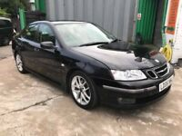 2006 SAAB 9-3 VECTOR SPORT TID 1.9 DIESEL AUTO LEATHER SEATS