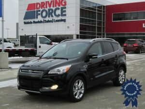 2016 Ford Escape Titanium All Wheel Drive 5 Passenger SUV, 2.0L