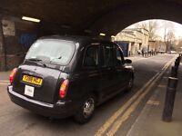 London Taxi TXI 2001 Y REG