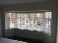 Window blinds and plantation shutters