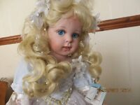 Ashton Drake Cinderella Fairy Tale Princess Doll
