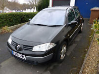 Renault Megane 2005 1.9 dCi Privilege (120bhp) 5d