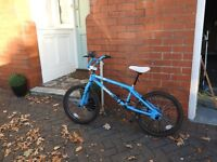 Child's BMX bicycle. In very good condition.