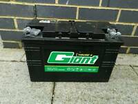 12V Leisure battery 110 amps