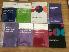 Law statute books