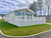 Brand new Willerby Portland holiday lodge for sale on 5 star luxury park in durham, northumberland.