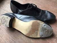 size ten tap shoes with teletone taps