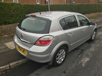 Vauxhall Astra Silver 1.6