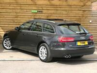 Audi A6 2.0 TDI SE 5dr Multitronic FULL LEATHER/SAT NAV (oolong grey pearlescent) 2014