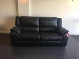 BRAND NEW HARVEY'S ELECTRIC RECLINING 3 SEATER SOFA