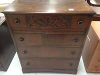 Chest of draws. Used condition. £35