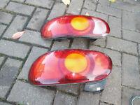 MAZDA MX5 PARTS , MK2 REARLIGHTS ,chrome kickplates pair £15 ,rearlight £10 , mk1 rearlight £10