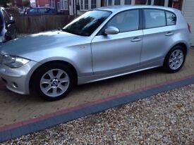 BMW 1 Series 1.6 116i SE 5dr Silver £2750