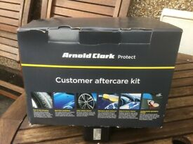 Arnold Clark Protect - Customer Aftercare Protect & Emergency Kits, Brand New.