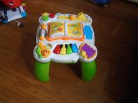 LeapFrog Learn and Groove Table