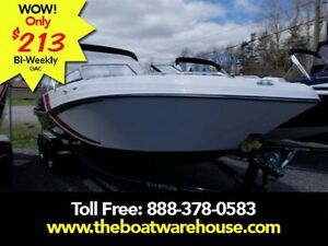 2016 Glastron GTS 229 Volvo 280HP Trailer Porta Pottie Camper...