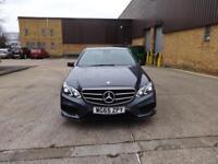 Mercedes-Benz E Class E220 Bluetec Amg Night Edition (grey) 2015