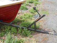 Boat trailer for 14 -16ft boat