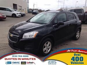 2013 Chevrolet Trax 1LT | BACK UP CAM | ALLOYS | MUST SEE